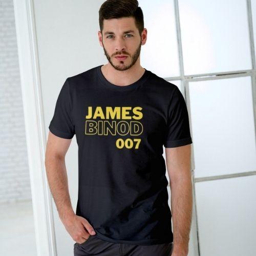 binod merch james binod 007 bnod memes binod tshirts on mera merch meramerch
