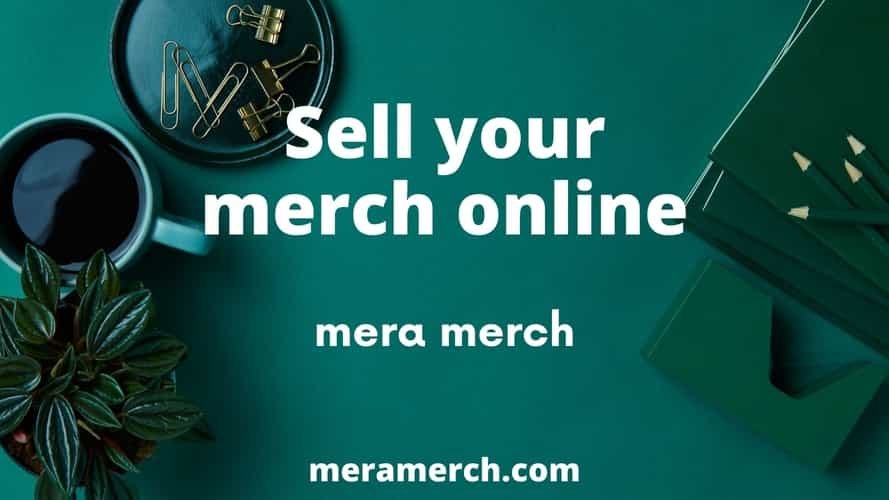 sell your merch online for free meramerch 2