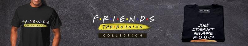 FRIENDS TShirts FRIENDS Merch FRIENDS Mechandise india Mera Merch