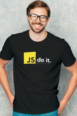 Javascript TShirts Coding TShirts Programmer TShirts Coding Merch Meramerch online shopping india (1)