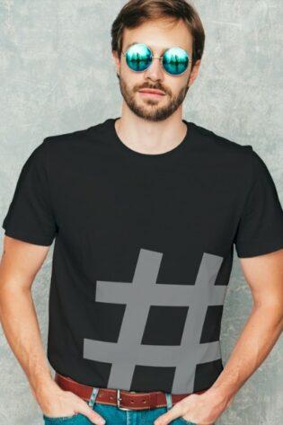 hashtag tshirts meramerch merch online shopping india tshirts online