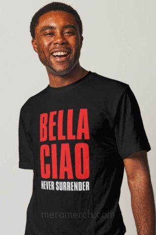 money heist tshirts money heist netflix merchandise money heist bella ciao song tshirt merchandise (2)